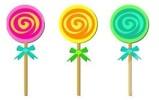 3 candy