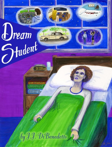 Dream Student Cover