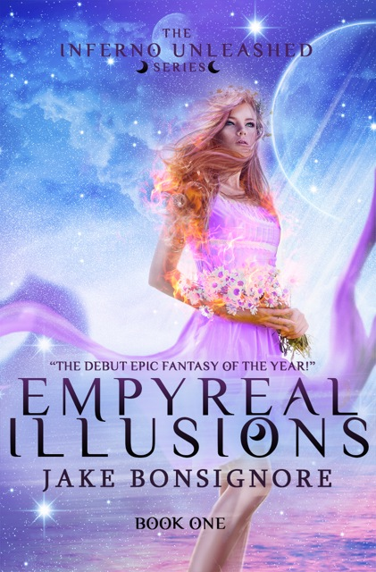 Empyreal Illusions by Jake Bonsignore (E-Book Small)