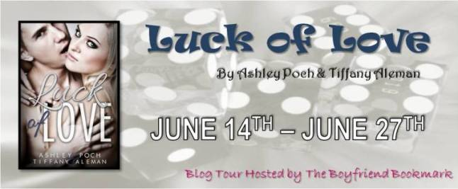 Luck of Love Tour Banner